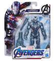 Action Figure - Avengers Endgame - War Machine - 6 Inch