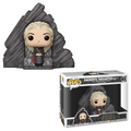 Daenerys Targaeryn on Dragonstone Throne Funko POP Deluxe
