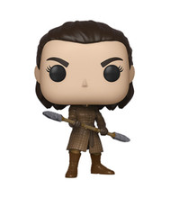 Arya Funko POP - Game of Thrones - TV - w 2 Headed Spear