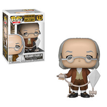 Benjamin Franklin Funko POP - History - Icons