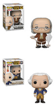 History Funko POP Bundle of 2 - Icons - Washington and Franklin