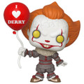 Pennywise Funko POP - IT - Movies - Balloon