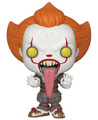 Pennywise Funko POP - IT - Movies - Dog's Tongue