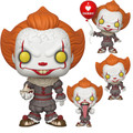 Pennywise Funko POP Bundle of 4 - IT - Movies