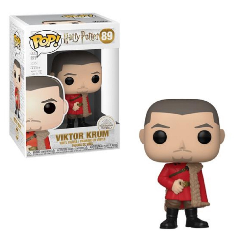 Viktor Krum Funko POP - Harry Potter S7