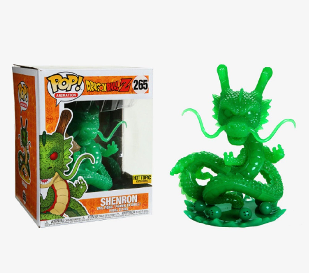 Shenron Funko POP - Dragon Ball Z - Animation - Jade Exclusive