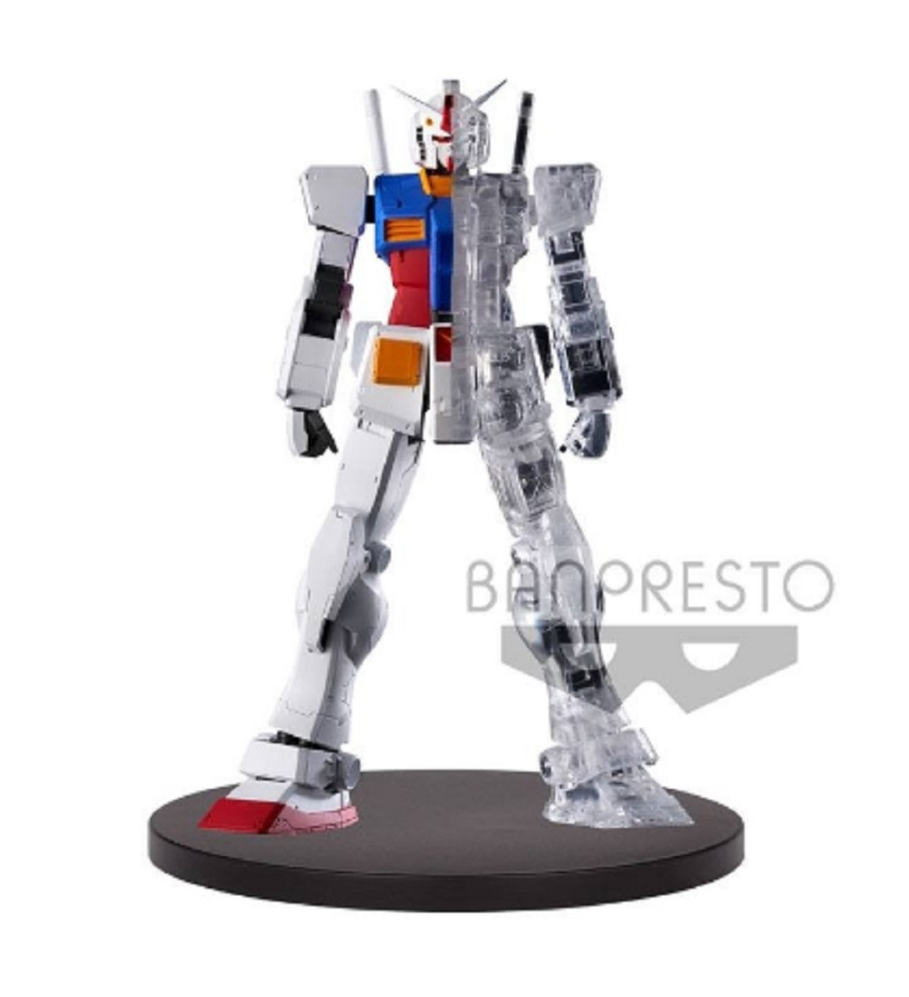 Mobile Suit Gundam Internal Structure RX-78-2 Gundam Figure (ver.1)
