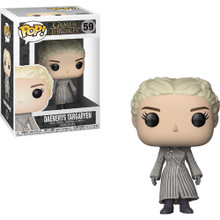 Daenerys Targaryen Funko POP - Game of Thrones - TV - White Coat