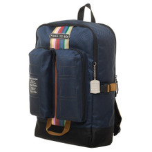 Backpack - Dr Who - Tardis - Double Pocket