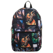 Backpack - Venom - Large 16 Inch - All Over Print
