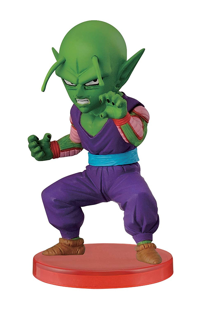 Dragon Ball Z - Piccolo Figure - 2.8 Inch - WCF Series 6 - Attacking
