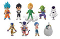 Dragon Ball Z - Bundle of 9 Figures - 2.8 Inch - WCF Series 6