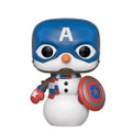 Captain America Funko POP - Marvel Holiday - Vinyl Figure