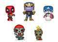 Marvel Holiday Funko POP - Bundle of 5 - Vinyl Figures