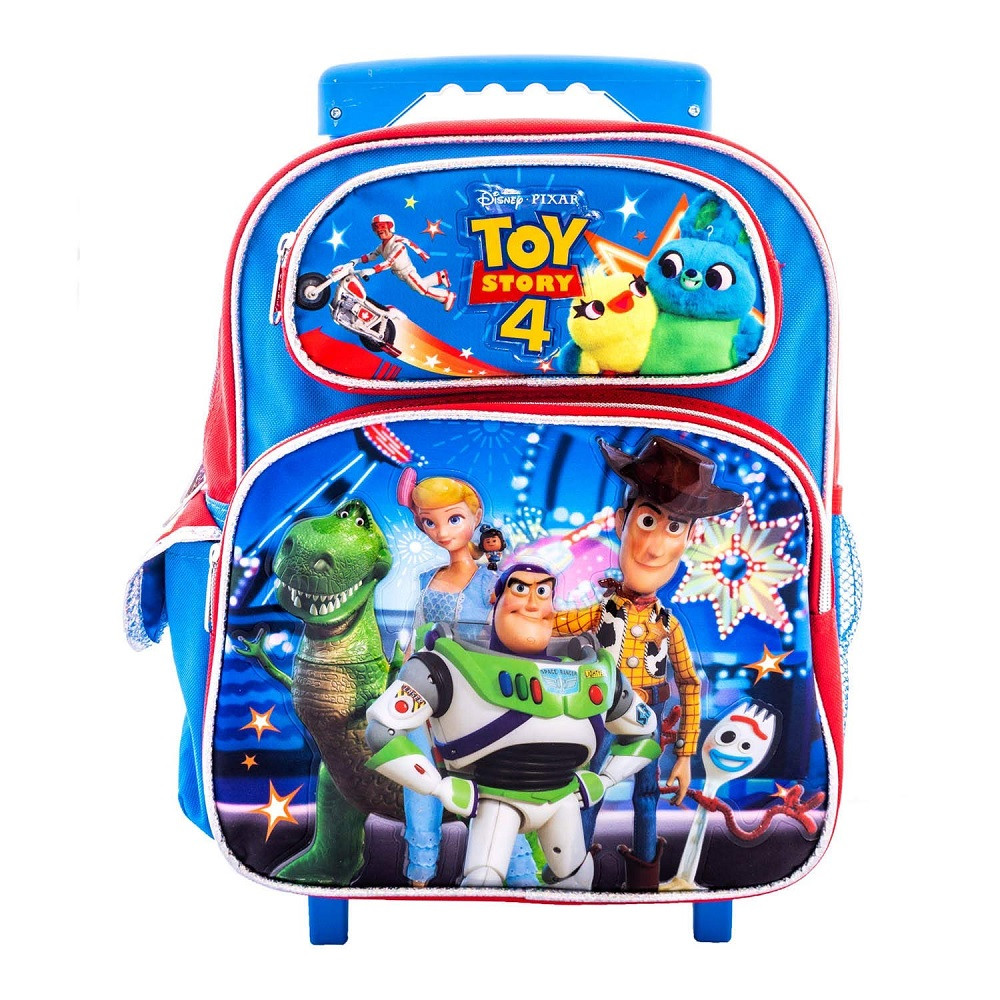 Backpack - Toy Story 4 - Large Rolling 16 Inch