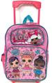 Backpack - LOL Surprise - Large Rolling 16 Inch