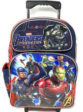 Backpack - Avengers Endgame - Large Rolling 16 Inch