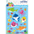 Stickers - Baby Shark - Paper - 24ct