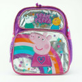 Backpack - Peppa Pig - Small 12 Inch - Team Peppa