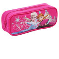 Pencil Case - Frozen - Pink - Snow Queen