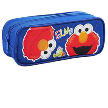 Pencil Case - Elmo - Blue - 2019