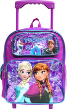 Rolling Backpack - Frozen - Large 16 Inch - 2019 Summer