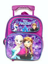 Rolling Backpack - Frozen - Small 12 Inch - 2019 Summer
