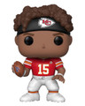 Patrick Mahomes II Funko POP - NFL - Kansas City Chiefs