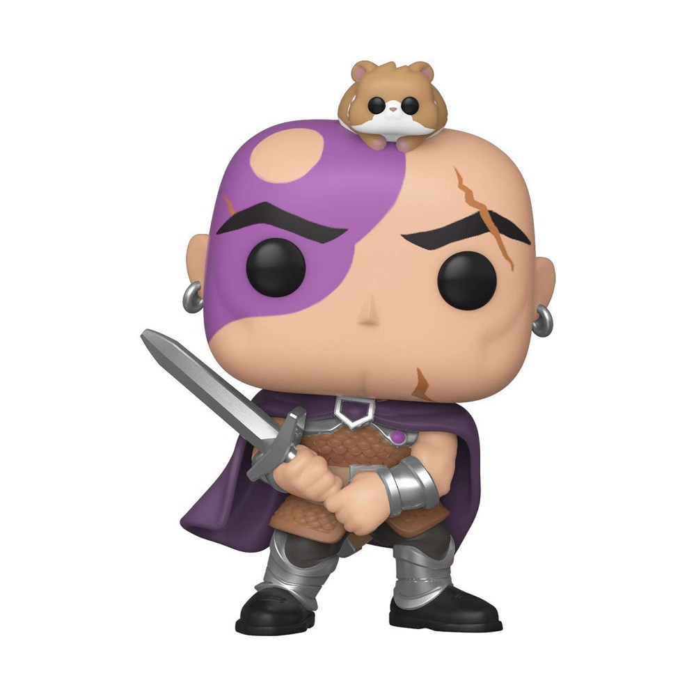Minsc and Boo Funko POP - Dungeons and Dragons - Games