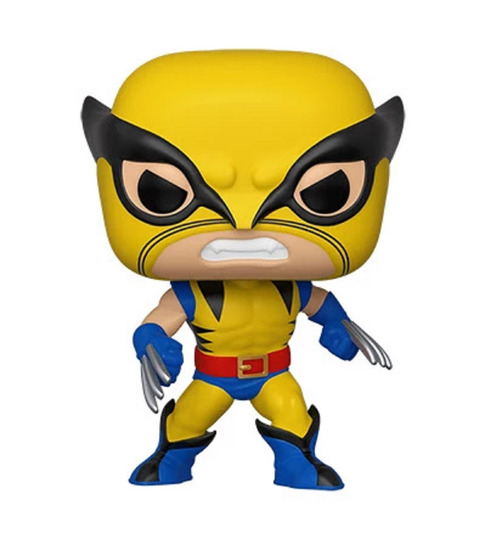 Wolverine Funko POP - Marvel 80th - First Appearance