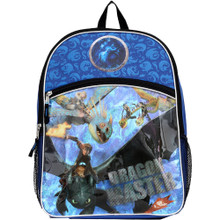 How to Train your Dragon - Large 16 Inch - Blue