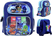 Backpack - PJ Masks - Small 12 Inch - Go Go Go