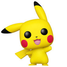 Pikachu Funko POP - Pokemon - Games - Waving