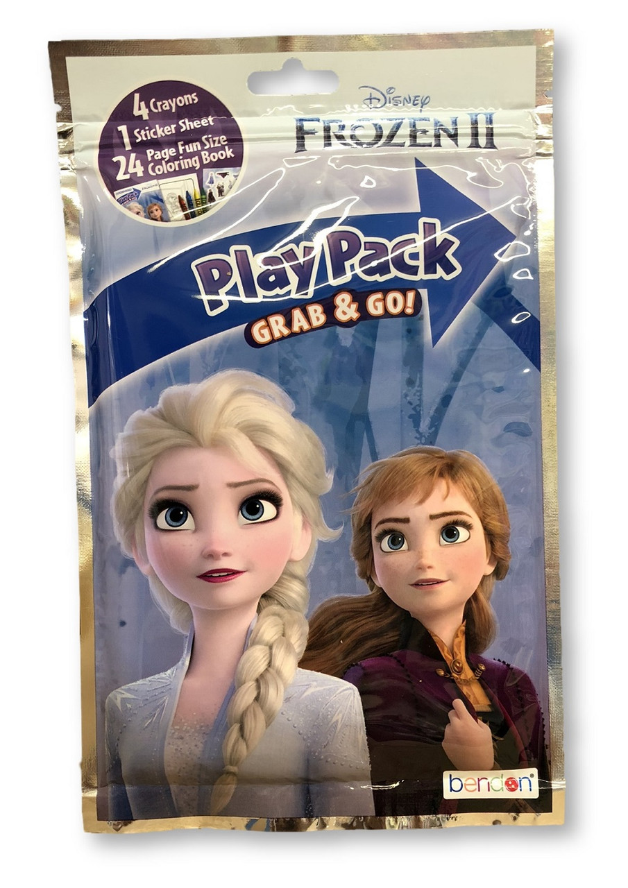 Frozen 2 Elsa - Grab and Go Play Pack