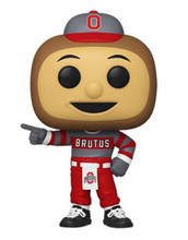 Brutus Buckeye Funko POP - Ohio State University - College