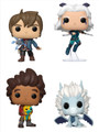 Dragon Prince Funko POP - Bundle of 4 - Animation
