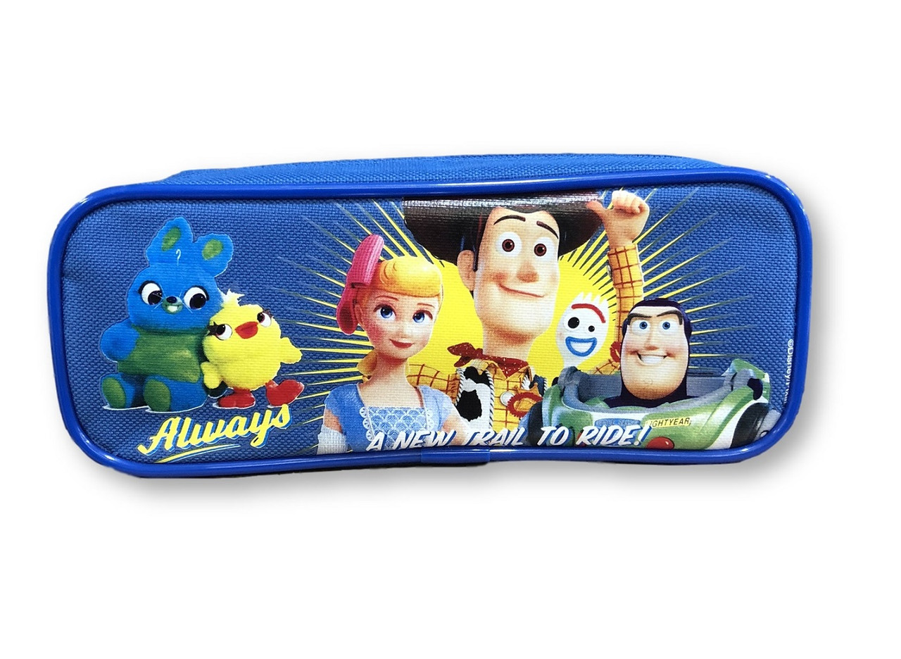 Pencil Case - Toy Story 4 - Blue