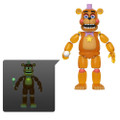 Action Figure - Five Nights at Freddy's - Pizza Sim - Rockstar Freddy