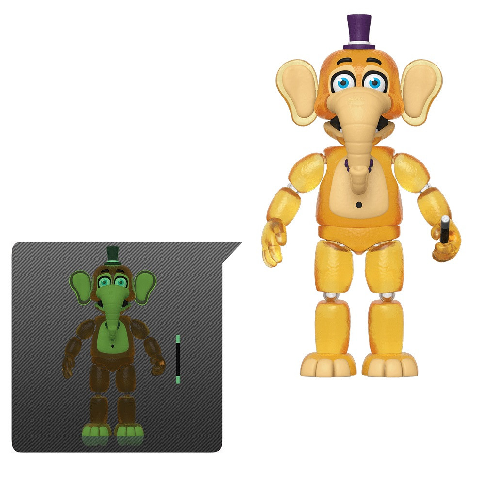 Action Figure - Five Nights at Freddy's - Pizza Sim - Orville Elephant
