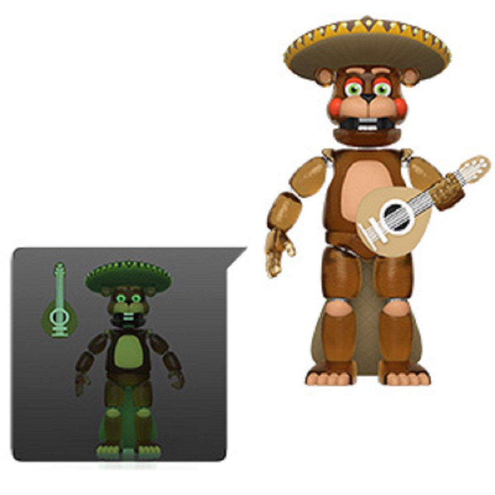 Action Figure - Five Nights at Freddy's - Pizza Sim - El Chip