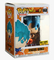 SSGSS Goku Funko POP - Dragon Ball Super - Animation