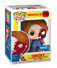 Chucky Funko POP - Child's Play 3 - Movies