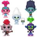 Trolls World Tour Funko POP - Bundle of 5 - Movies