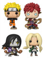 Naruto Funko POP! - Bundle of 4 - Animation
