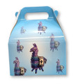 Purple Llama Party Favors Paper Box