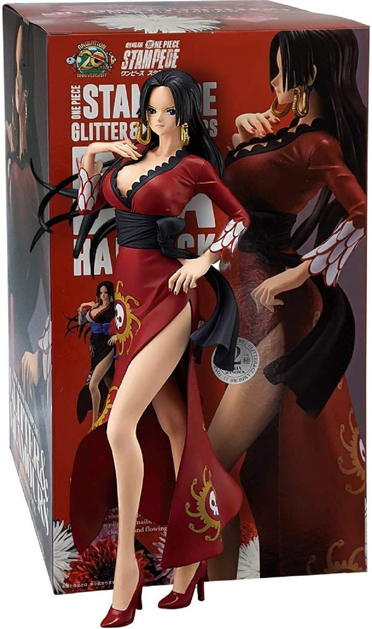 One Piece Stampede Boa Hancock Glitter & Glamours ver. B