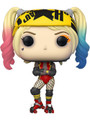 Harley Quinn Funko POP - Birds of Prey - Heroes - Roller Derby
