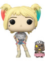 Harley Quinn Funko POP - Birds of Prey - Heroes - Beaver