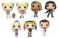 Birds of Prey Funko POP - Bundle of 7 - Movies