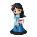 Disney Mulan Royal Style Q posket Figure